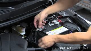 Установка Ксенона на Hyundai Solaris/Accent  2011+.mp4(Кореец производит установку би ксенона на Hyundai Solaris/Accent 2011+., 2013-01-10T21:16:28.000Z)