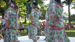 kulu mele performs for cityparks dance 2009 in queens ny