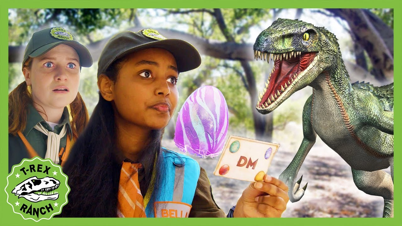NEW! The Cool Down - T-Rex Ranch Jurassic Adventures