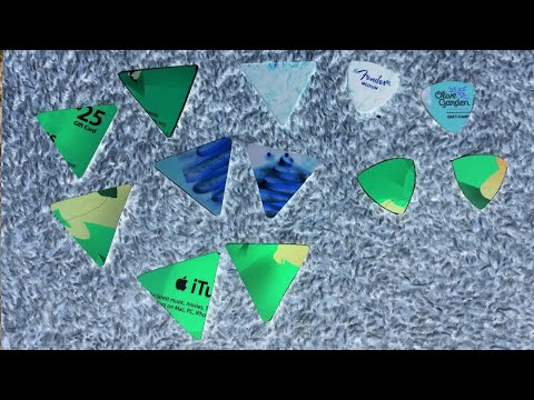 how-to-make-guitar-picks-out-of-gift-cards