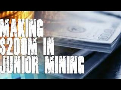 Doug Casey Speculator – Making $200M in Junior Mining