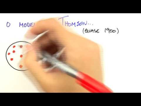 Me Salva! Extensivo de Química - ATO02 - Modelos Atômicos: O modelo de Thomson