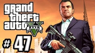 Grand Theft Auto 5 Gameplay Walkthrough Part 47 - The Third Way