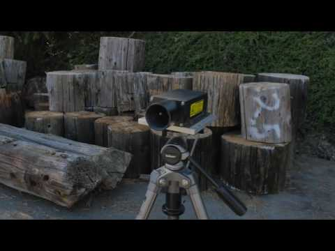 Wood pole testing at Powertech Labs