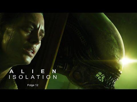 Wer suchet, der findet | Folge 12 | Alien: Isolation | Let´s Play