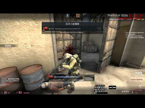 26/7 Woody from Hong Kong: PC - CS:GO with Yui and BigC