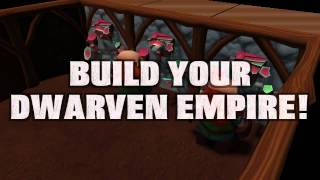 A Game of Dwarves - Gameplay Trailer
