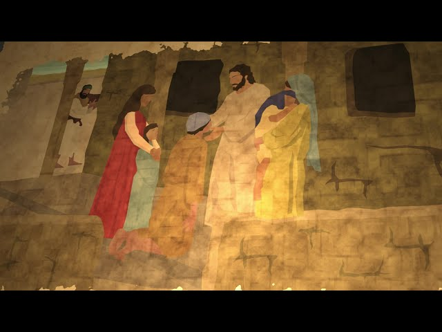 Jesus Preaches Throughout Galilee