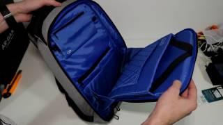 видео Рюкзаки для ноутбука