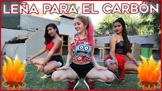 LENA PARA EL CARBON - DJ ALEX COREOGRAFIA A bailar con Maga