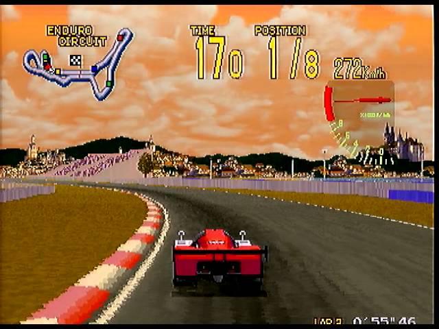 RACIN' FORCE Enduro Circuit