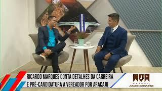 ESTREIA DO NOVO CENÁRIO DO ITNET NOTÍCIAS COM LUIZ CARLOS FOCCA