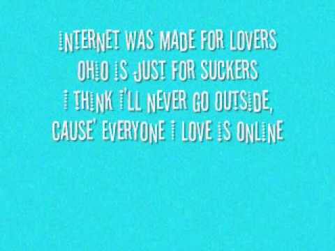 Dot Com with lyrics