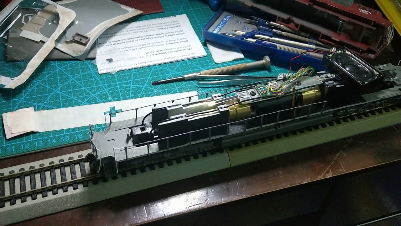 Issue with Hornby TTS Decoder