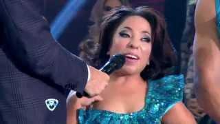 Showmatch 2014 - Noelia Pompa brilló y habló de sexo con Tinelli
