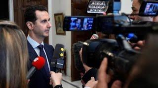 تصريح مضحك لبشار الأسد يشعل الحلقة والضيف المؤيد للأسد ينسحب غاضبا..ماذا قال الأسد عن أستانا؟-تفاصيل