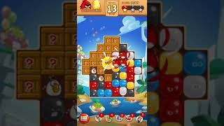 Angry Birds Blast: Level 47