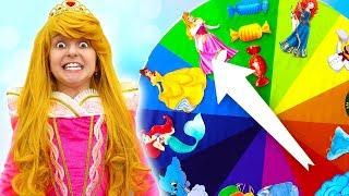 Princess Magic Wheel is BROKEN!!   Super Elsa