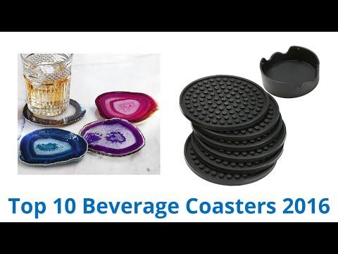 10 Best Beverage Coasters 2016