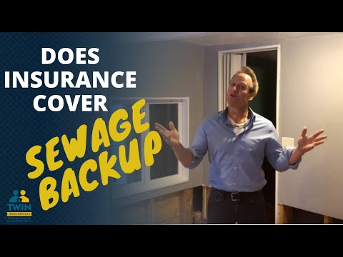 does-insurance-cover-a-sewage-back-up?
