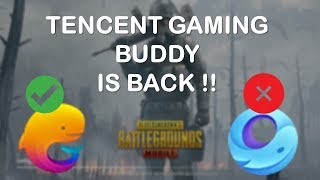 Gambar cover Downgrade To Tencent Gaming Buddy From GameLoop   No Download Require