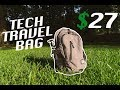 What's in my Tech Travel Bag?