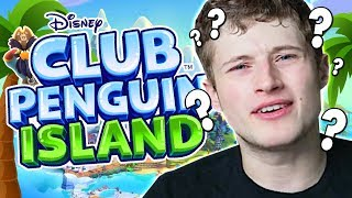 Trying Club Penguin Island