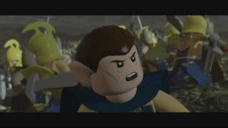 LEGO Lord of the Rings Walkthrough Part 1 (XBOX 360)