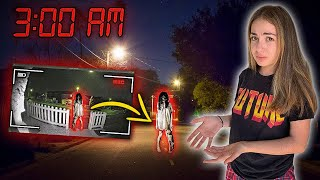 Something very scary happened last night... **Caught on Camera**