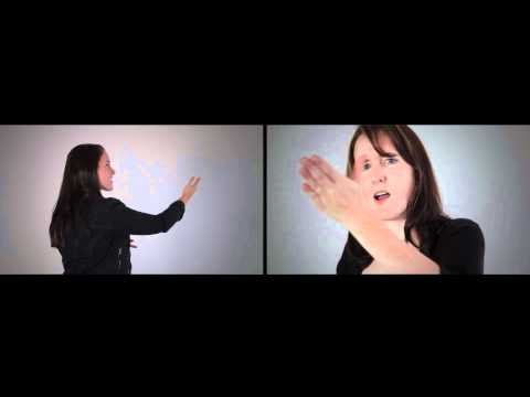 Sam RB 'Stand Tall in NZ Sign Language'