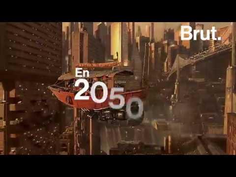 La population mondiale en 2050