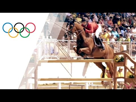How to prepare for Equestrian Jumping competitons with Lucy Davis