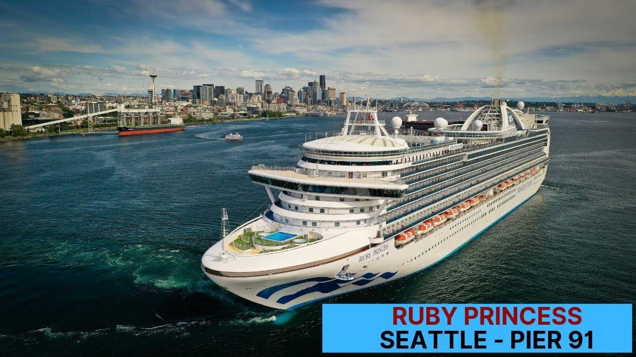 Ruby Princess Alaska Cruise