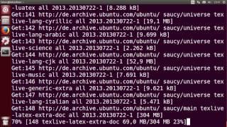 LaTeX unter Ubuntu
