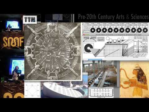 A Brief History of Music Notation (*Hi Res) Ancient to Modern ::  TTM Lecture by dj Raedawn