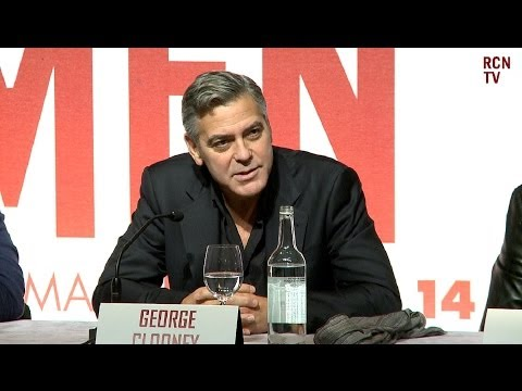 George Clooney Interview - Directing