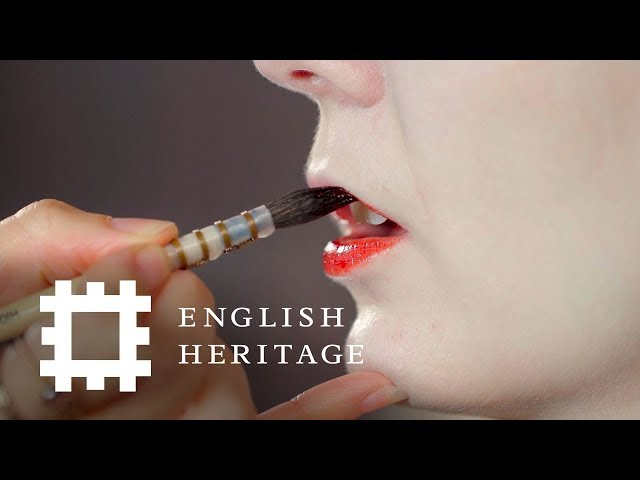 Queen Elizabeth I Makeup Tutorial | History Inspired | Feat. Amber Butchart and Rebecca Butterworth