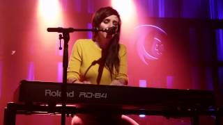 LIGHTS live - Saviour (Philadelphia, PA at the TLA 11/2/14)