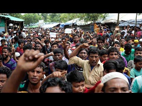 Рохинджа ждут от