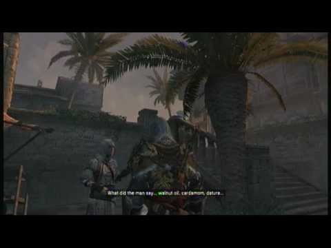 Assassin S Creed Revelations The Trickster Pt2 Youtube