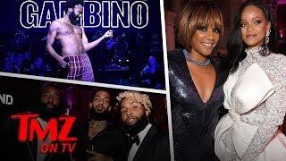 Rihanna's Diamond Ball Was Swarming With Celebs   TMZ TV