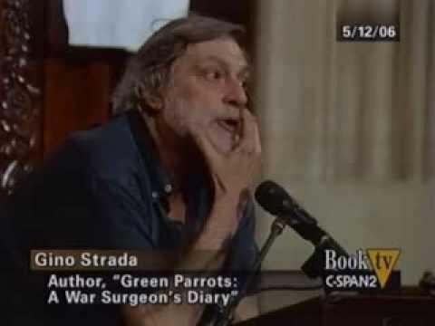 """""""Just War"""" Dr. Gino Strada and Howard Zinn"""