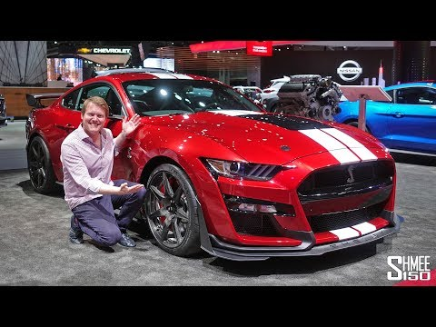 Importing a Shelby GT500 to the UK?