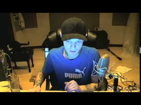 deadmau5 discovers Chris James on Twitter for The Veldt March 20, 2012
