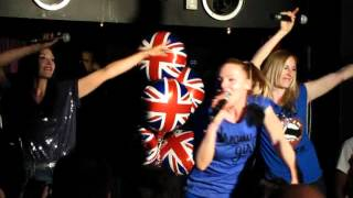 ESCKAZ live in London: Valentina Monetta (San Marino) - The Social Network Song oh oh-uh-oh oh