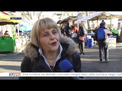 Vijesti Televizije Jadran 20.01.2017.