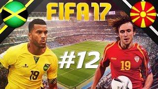 FIFA 17 - INTERNATIONAL ROULETTE #12 - JAMAICA VS MACEDONIA