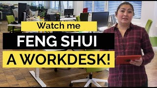 Advanced Feng Shui Workdesk Placement (Demo)