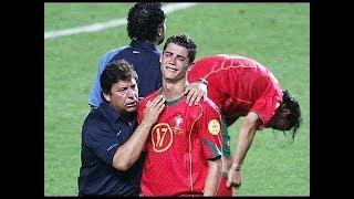 Ronaldo Babasının Ölüm Haberini Duyunca Bakın Ne Yaptı
