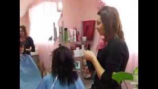 hairstyle beautiful hair - haircut! красива коса - подстригване!